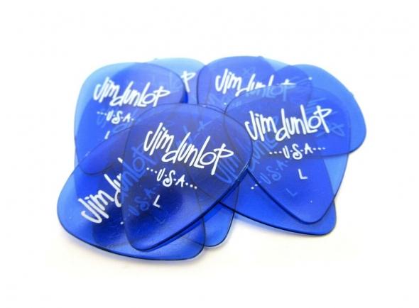 Dunlop Gels 12 Pick Pack Light, Blue