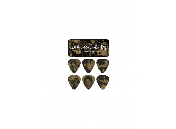 Dunlop JHPT10H Jimi Hendrix Pack