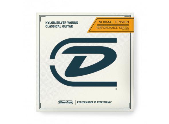 Cordas para guitarra clássica Dunlop  NORMAL TENSION CLASSICAL GUITAR STRINGS