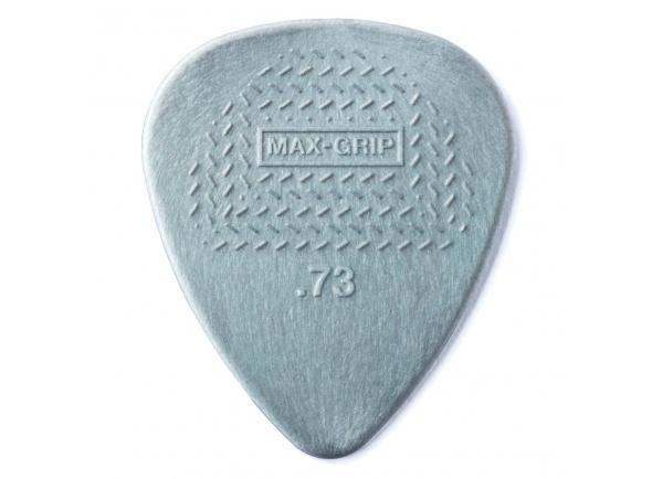 Dunlop Palheta Max-grip 0.73 cinza