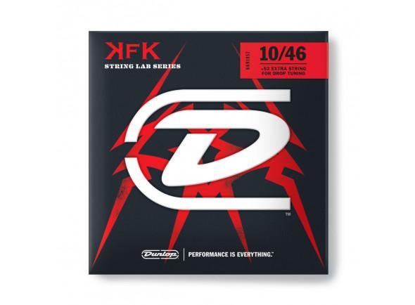 Jogo de cordas .010 Dunlop  String Lab Series Kerry King 10-52