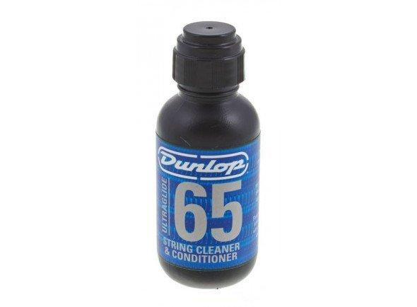 Dunlop Formula 65 Limpeza de Cordas