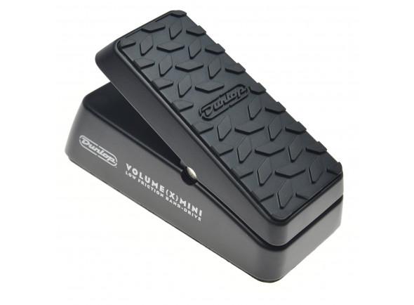 Pedais de volume e expressão Dunlop  Volume X Mini Pedal DVP4