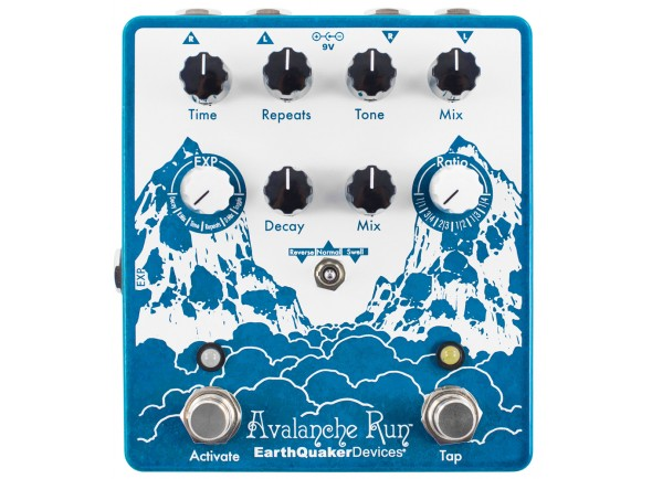 Delays / Echos Earthquaker Devices Avalanche Run