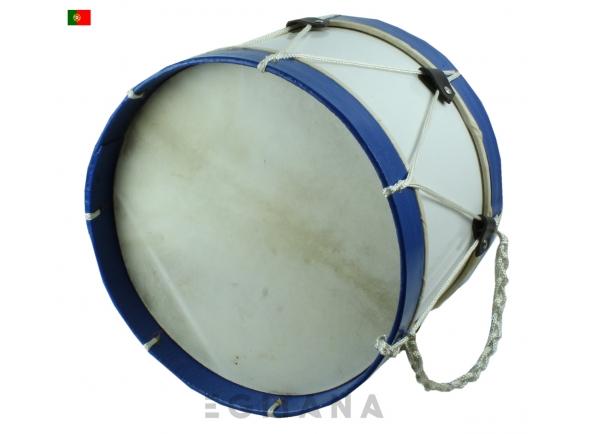 Bombos Egitana Bombo tradicional nº3 azul