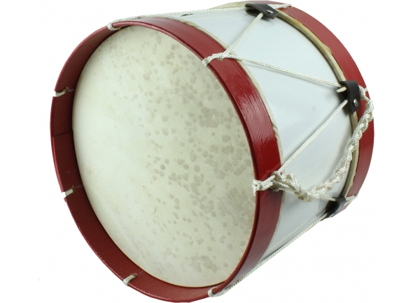 Bombos Egitana Bombo tradicional nº3 vermelho