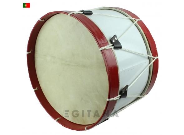 Egitana Bombo Tradicional nº5 vermelho