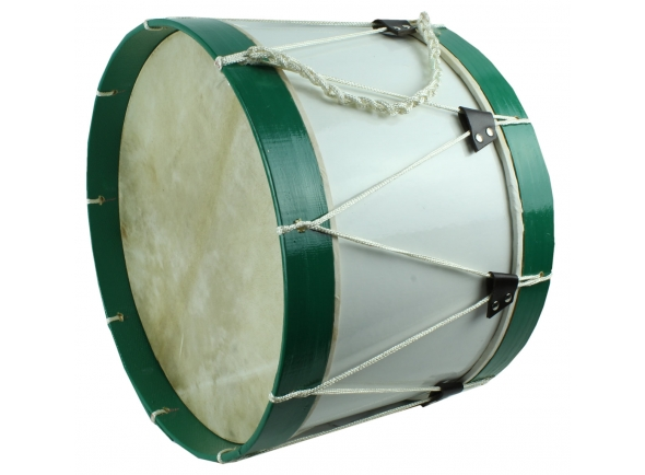 Bombos Egitana Bombo Tradicional nº6 verde