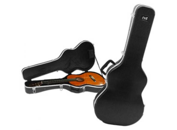 Estojo para guitarra acústica clássica CNB CC60