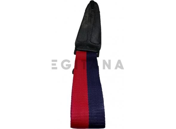 Egitana Correia Para Guitarra - Azul e Vermelho Escuro