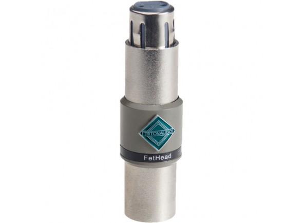 Pré-amplificador TritonAudio FetHead
