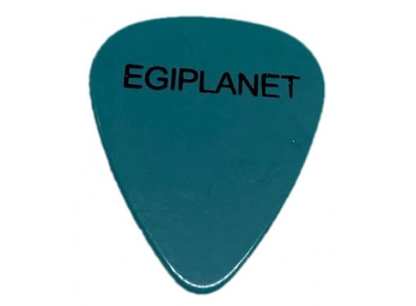 Acessório para viola Egitana Palheta para Viola Egiplanet 1mm Azul Claro