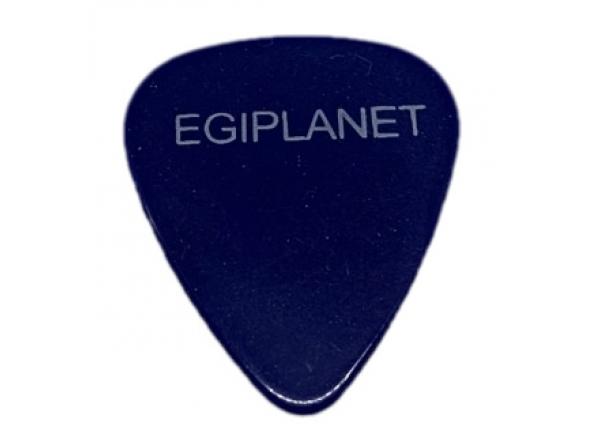 Egitana Palheta para Viola Egiplanet 1mm Azul Escuro