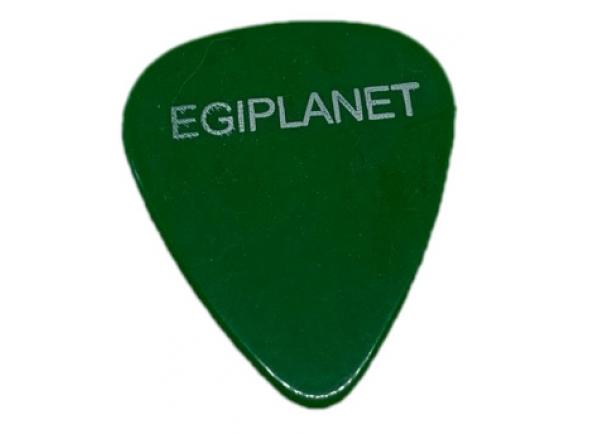 Egitana Palheta para Viola Egiplanet 1mm Verde