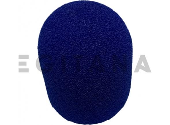 Egitana protecção de vento microfone Azul
