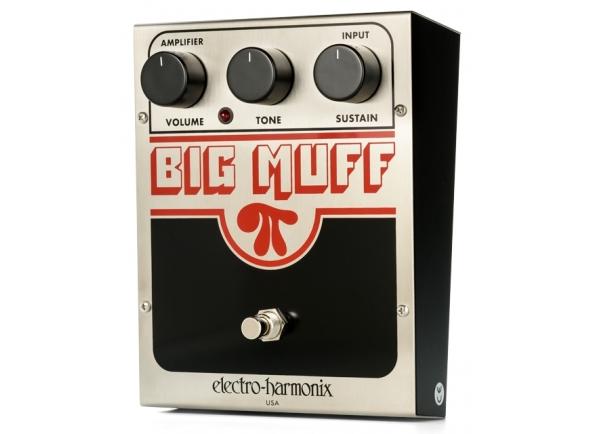 Pedal de distorção Electro Harmonix Big Muff PI USA