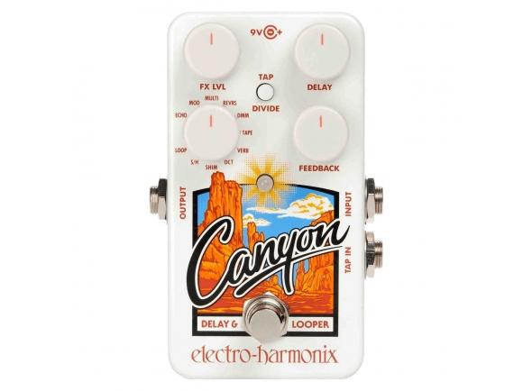 Delays / Echos Electro Harmonix Canyon Delay & Looper