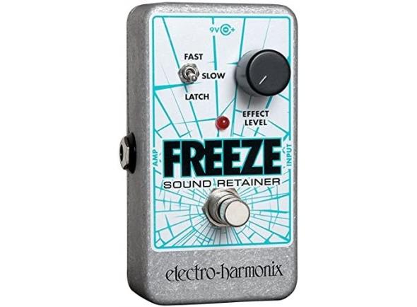 Outros efeitos para guitarra elétrica Electro Harmonix Freeze Sound Retainer