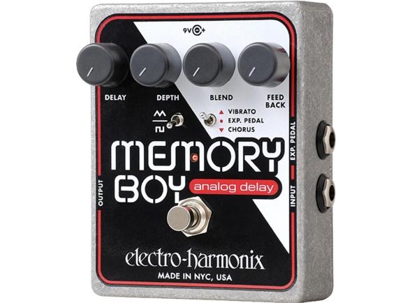 Delays / Echos Electro Harmonix Memory Boy