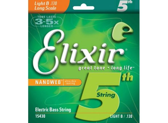 Elixir 15430 Electric Bass