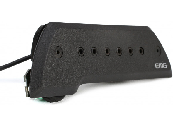 Captadores para guitarra acústica EMG  ACS Acoustic Soundhole Humbucker Pickup Black