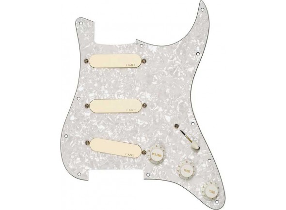 Pickups single coil EMG DG20 Kit Pickguard