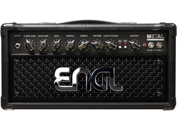 Cabeças de guitarra a válvulas Engl   MetalMaster Head E309