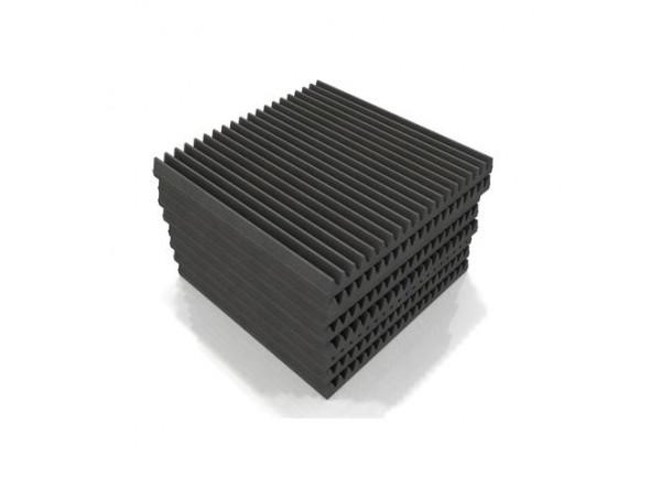 Absorvedores standard EQ Acoustics   Classic Wedge 60cm Tile grey