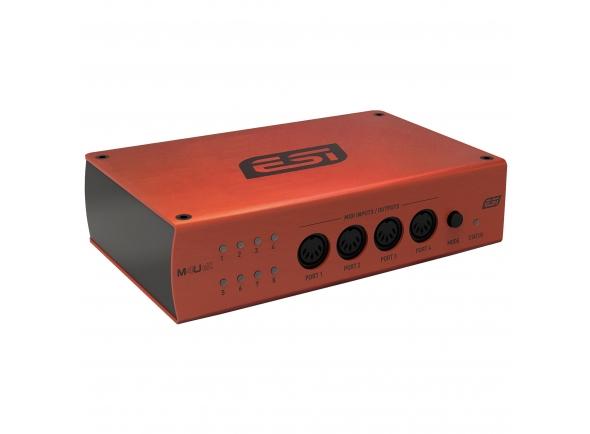 Interface Áudio USB ESI M4U EX