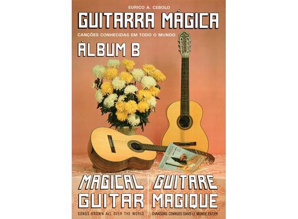 Eurico A. Cebolo Guitarra Magica Album B