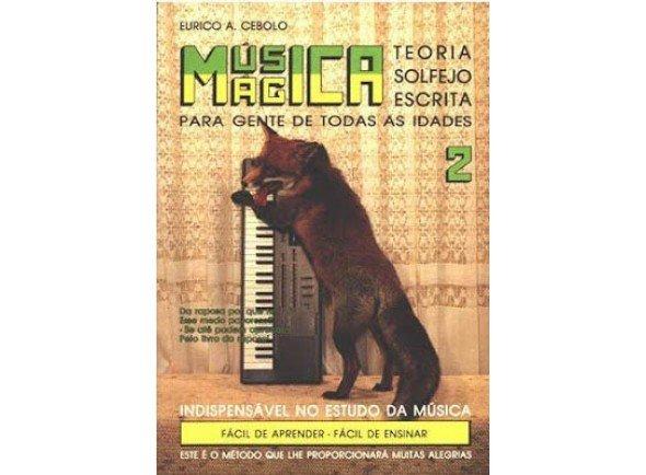 Eurico A. Cebolo Música Mágica 2