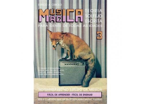 Eurico A. Cebolo Música Mágica 3