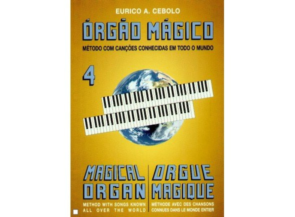 Eurico A. Cebolo Orgão Mágico 4