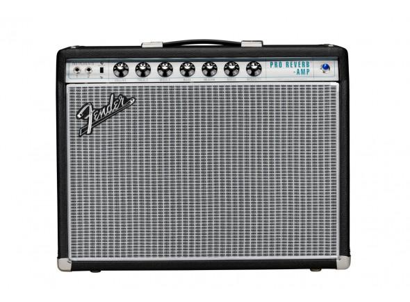 Combos a válvulas Fender  68 Custom Pro Reverb