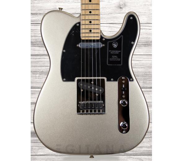 Guitarras formato T Fender  75TH Anni Tele Diamond Anni