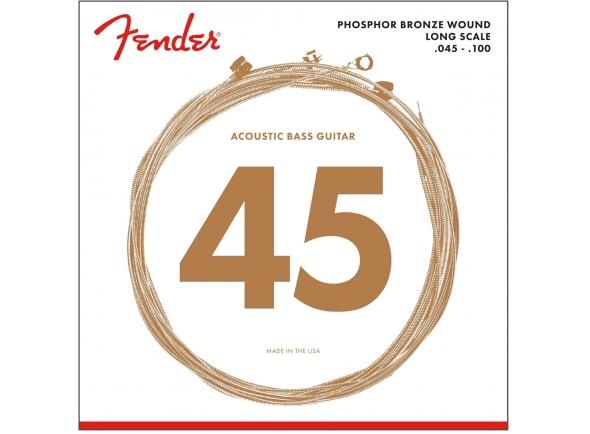 Fender 8060 Phosphor Bronze Long Scale
