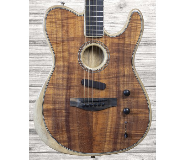 Fender American Acoustasonic Tele Koa