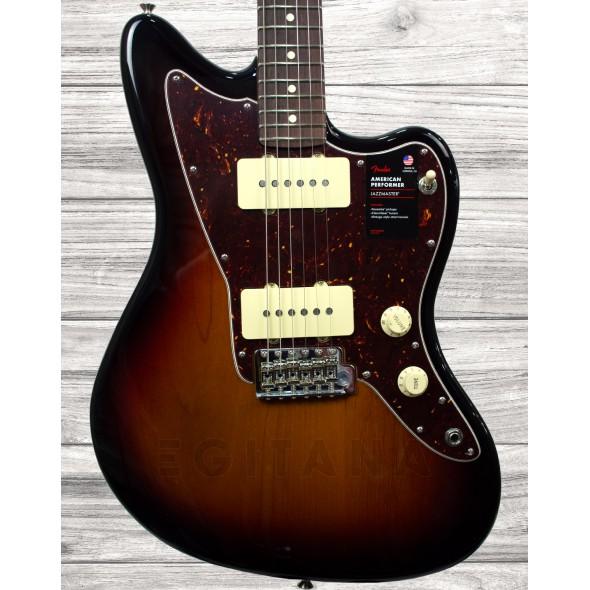 Fender American Perf Jazzmaster RW 3TSB