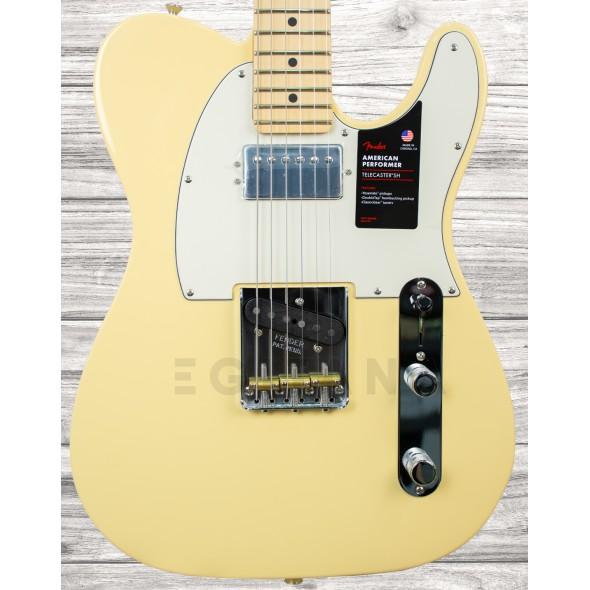 Guitarras formato T Fender AM Perf Tele HUM MN VWT