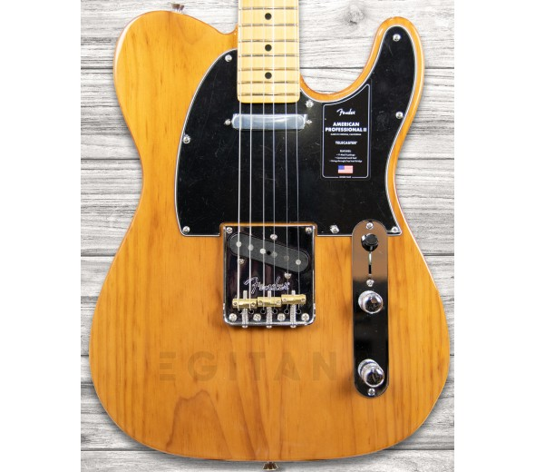 Guitarras formato T Fender American Professional II Telecaster MN Roasted Pine