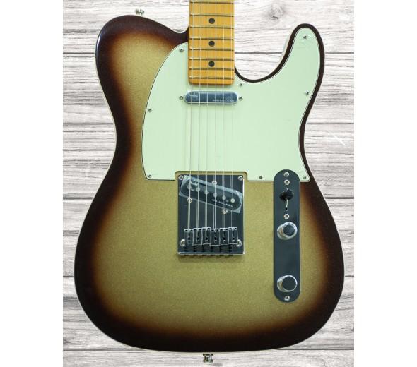 Guitarras formato T Fender American Ultra Tele MN Mocha Burst