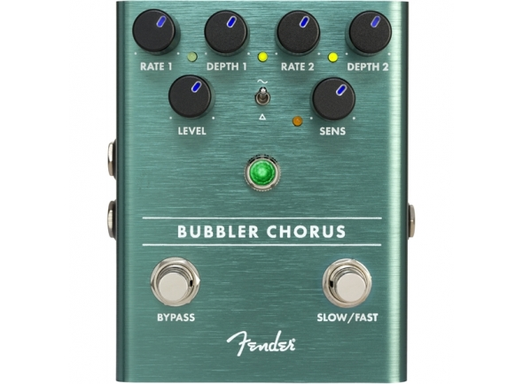 Chorus/ Flanger/ Phaser Fender Bubbler Chorus