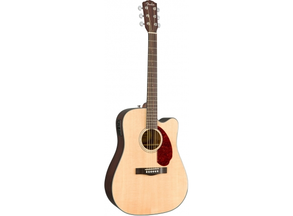 Guitarras Dreadnought Fender  CD-140SCE Nat B-Stock