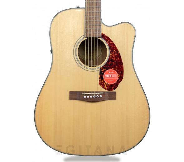 Guitarras Dreadnought Fender CD-140SCE Nat