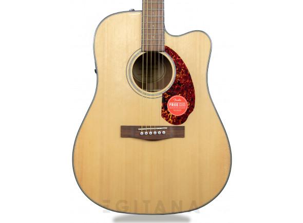 Guitarras Dreadnought Fender CD-140SCE Nat B-Stock
