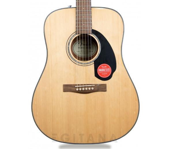 Guitarras Dreadnought Fender CD-60 NA V3