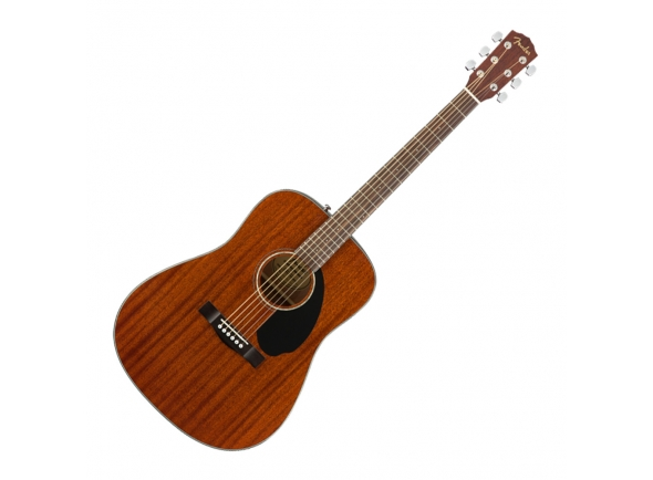 Guitarras Dreadnought Fender CD-60S All Mah