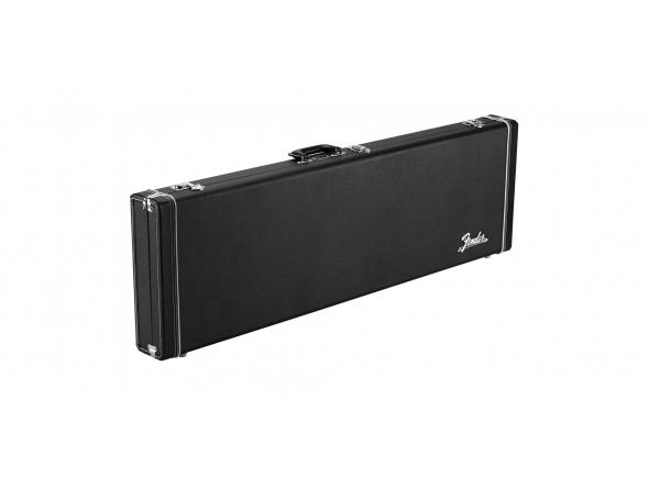 Sacos e Estojos para Baixo Fender CLSC SRS P/J Bass BLK