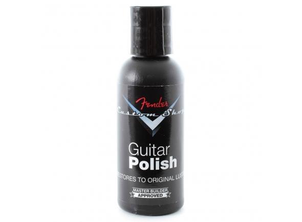 Fender Custom Shop Guitar Polish  Produto Limpeza Guitarra Fender Custom Shop Guitar Polish