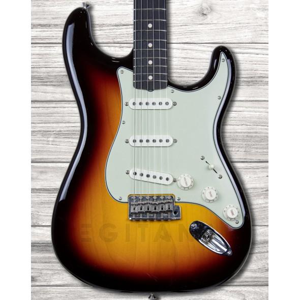 Guitarras formato ST Fender Custom Shop Strat 1959 Vintage Custom NOS RW CH 3TSB